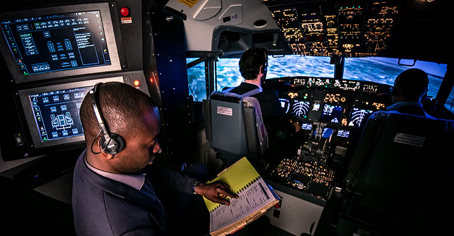 Boeing737 300-900 TRI SFI INSTRUCTORS COURSE