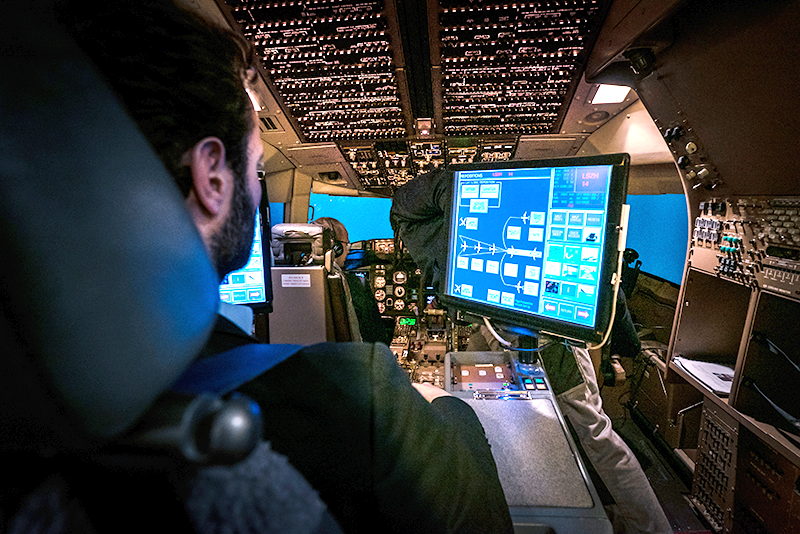 Boeing SIMULATOR ONLY INSTRUCTOR RATING COURSE
